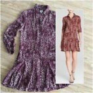 Chloe for Bergdorf Goodman and Haute Hippies dress